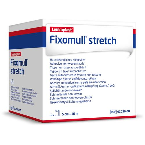 FIXOMULL stretch Klebevlies 2mx10cm